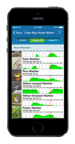 Homepage | BirdsEye Nature Apps