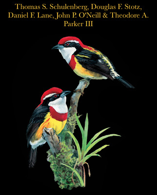 Birds of Peru cover