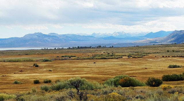 Mono Basin by Don Graham via Flickr